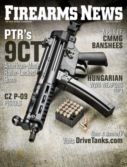 Firearms News July 10, 2018 00:00