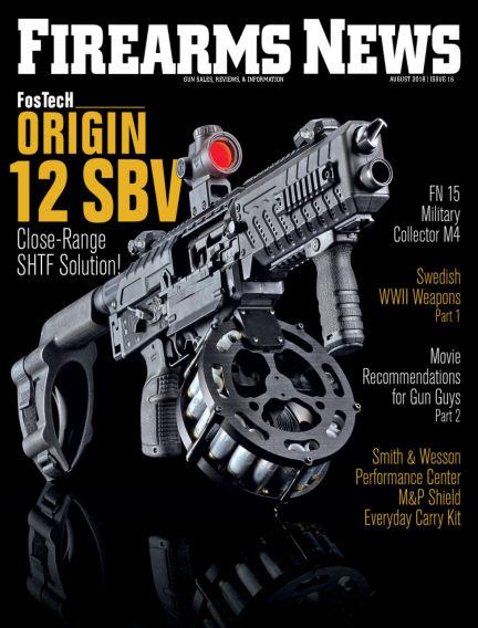 Firearms News August 14, 2018 00:00