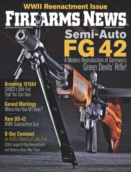 Firearms News October 30, 2018 00:00