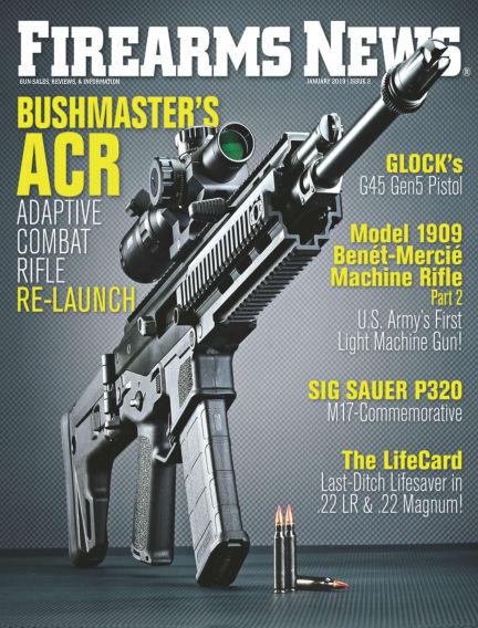 Firearms News January 08, 2019 00:00
