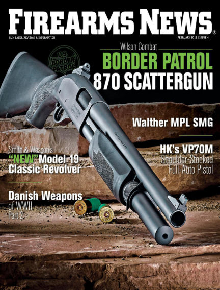 Firearms News February 12, 2019 00:00