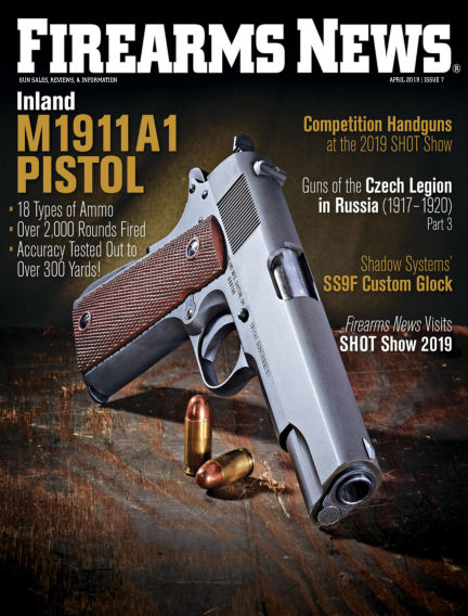 Firearms News March 26, 2019 00:00
