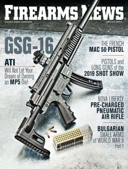 Firearms News April 09, 2019 00:00