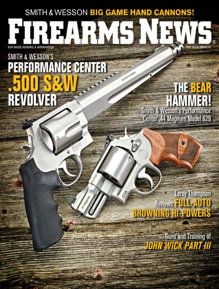 Firearms News May 14, 2019 00:00