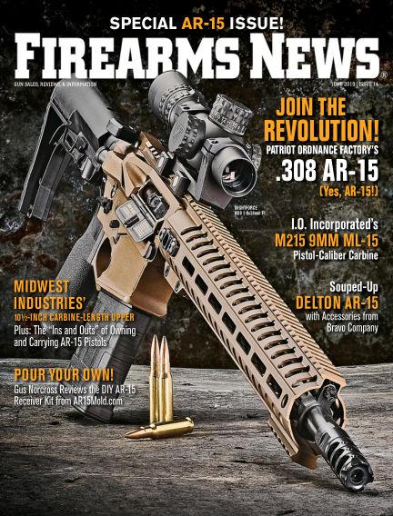 Firearms News May 28, 2019 00:00
