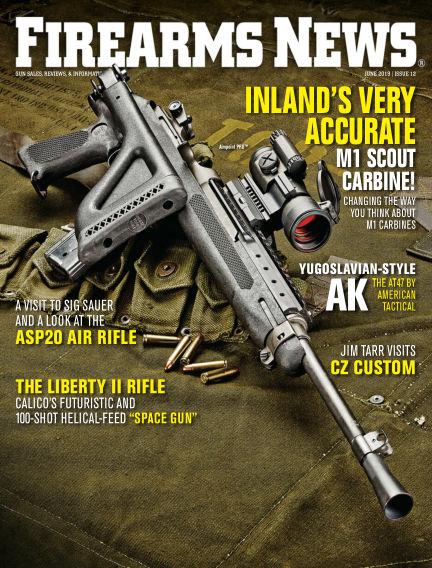 Firearms News June 11, 2019 00:00