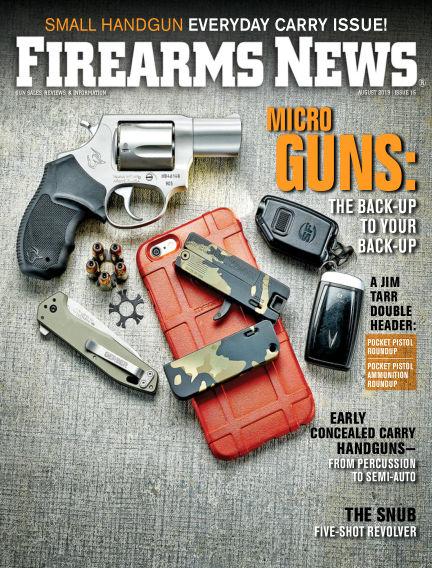 Firearms News July 30, 2019 00:00