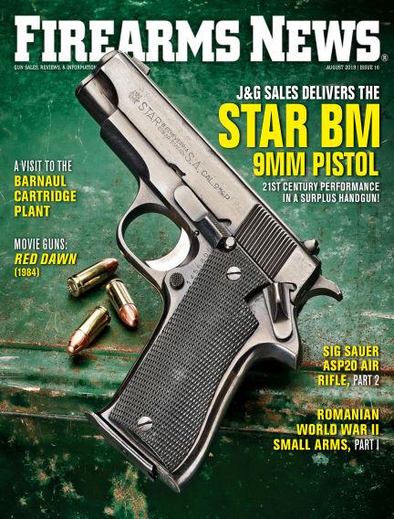 Firearms News August 13, 2019 00:00