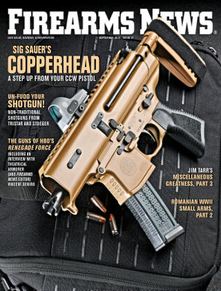 Firearms News Volume 73 Issue 17