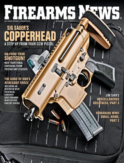 Firearms News August 27, 2019 00:00