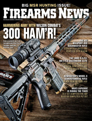 Firearms News Volume 73 Issue 18