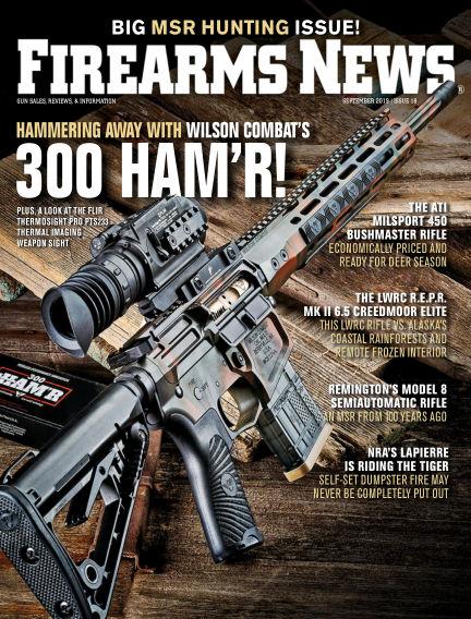 Firearms News September 10, 2019 00:00