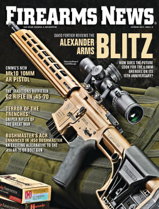 Firearms News Volume 73 Issue 19