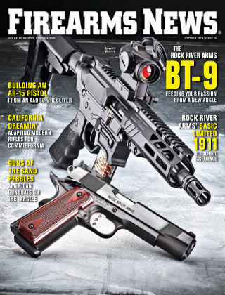 Firearms News Volume 73 Issue 20