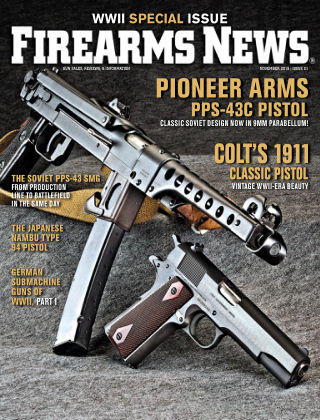 Firearms News Volume 73 Issue 21