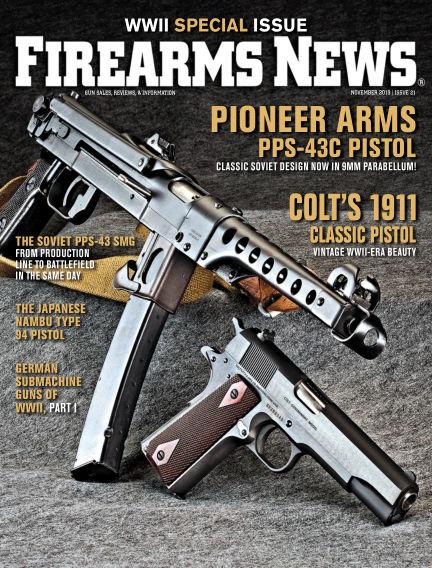 Firearms News October 29, 2019 00:00