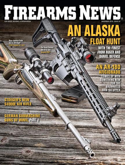 Firearms News November 12, 2019 00:00