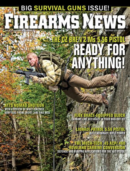Firearms News December 10, 2019 00:00