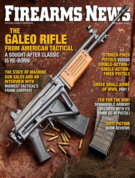 Firearms News December 31, 2019 00:00