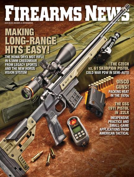 Firearms News January 14, 2020 00:00