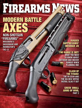 Firearms News Volume 74 Issue 3