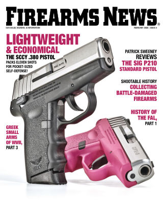 Firearms News Volume 74 Issue 4