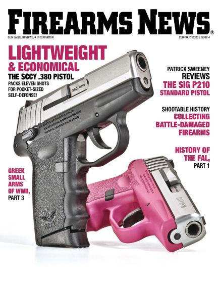 Firearms News February 18, 2020 00:00