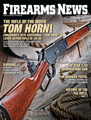 Firearms News Volume 74 Issue 5