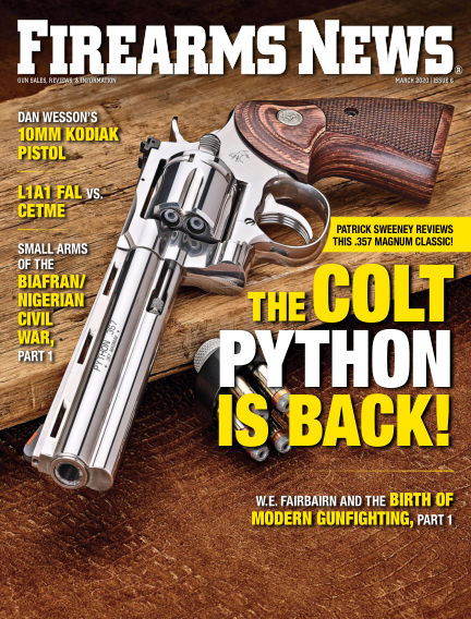Firearms News March 17, 2020 00:00