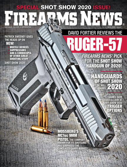 Firearms News March 31, 2020 00:00