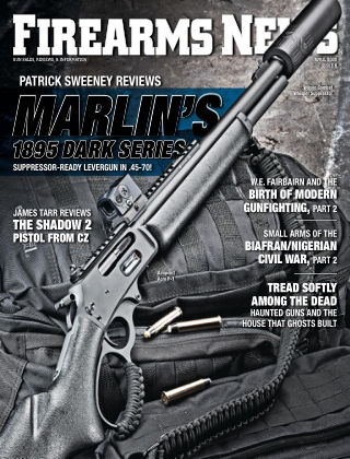 Firearms News Volume 74 Issue 8