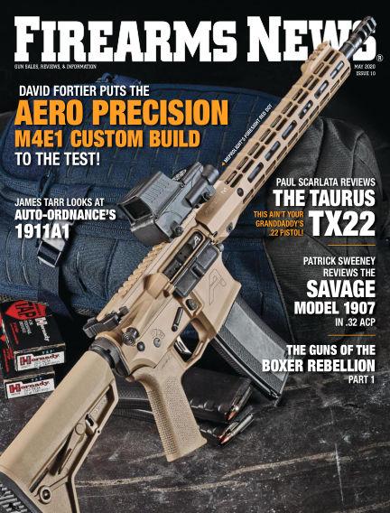 Firearms News May 19, 2020 00:00