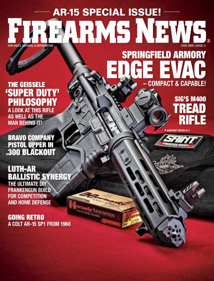 Firearms News June 02, 2020 00:00