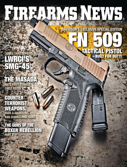 Firearms News June 16, 2020 00:00