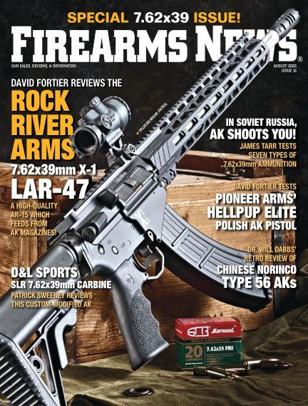 Firearms News August 18, 2020 00:00
