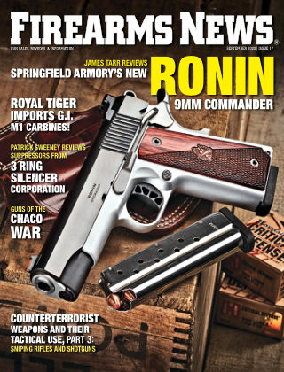 Firearms News Volume 74, Issue 17