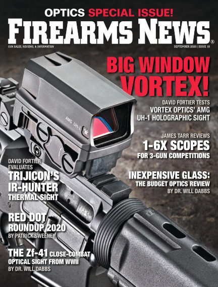 Firearms News September 15, 2020 00:00
