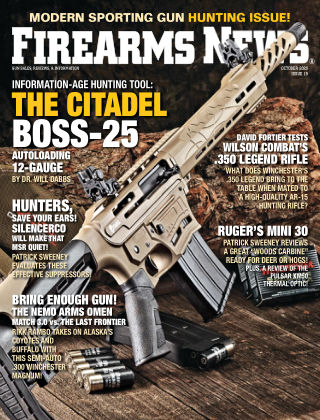 Firearms News Volume 74, Issue 19