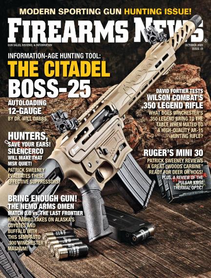 Firearms News September 29, 2020 00:00