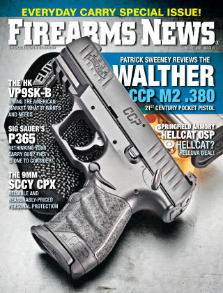Firearms News Volume 74, Issue 15