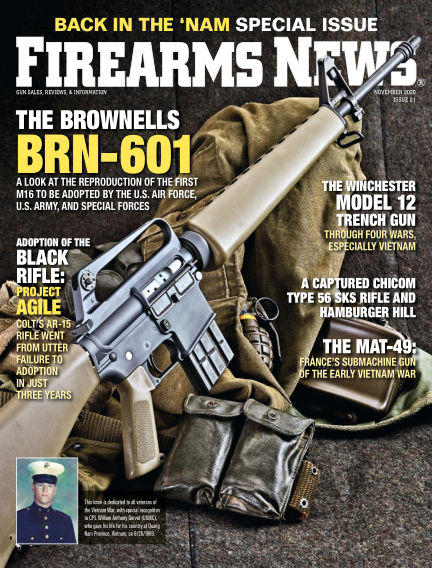 Firearms News November 03, 2020 00:00