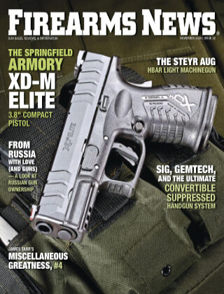 Firearms News Volume 74, Issue 22