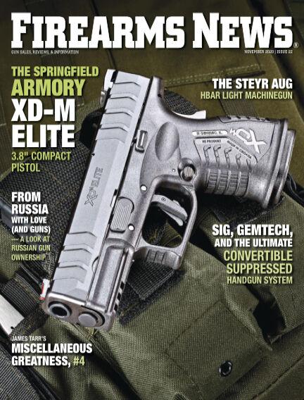 Firearms News November 17, 2020 00:00