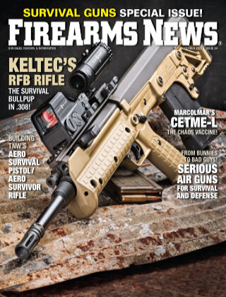 Firearms News Volume 74, Issue 24