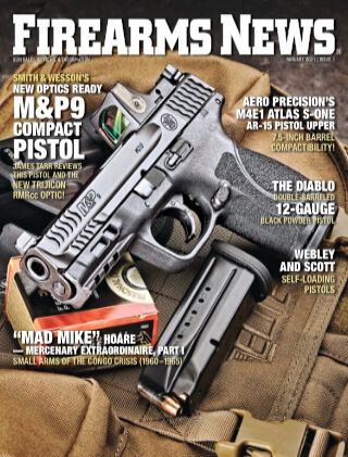 Firearms News Vol 75, Issue 1