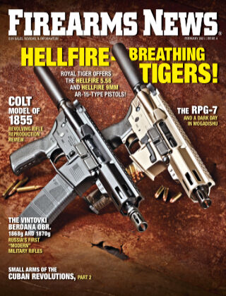 Firearms News Volume 75, Issue 4