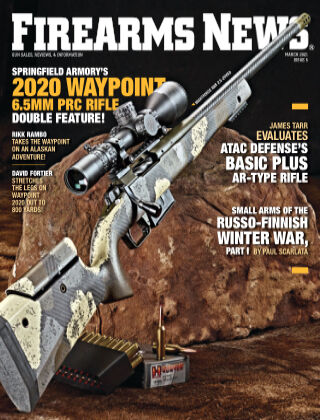 Firearms News Volume 75, Issue 5