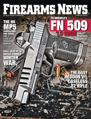 Firearms News Volume 75 Issue 6