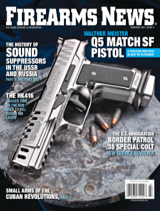 Firearms News Volume 75, Issue 3