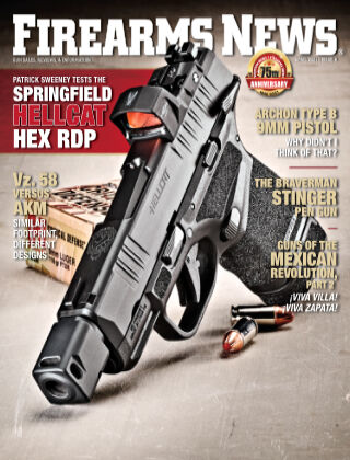 Firearms News Volume 75, Issue 8